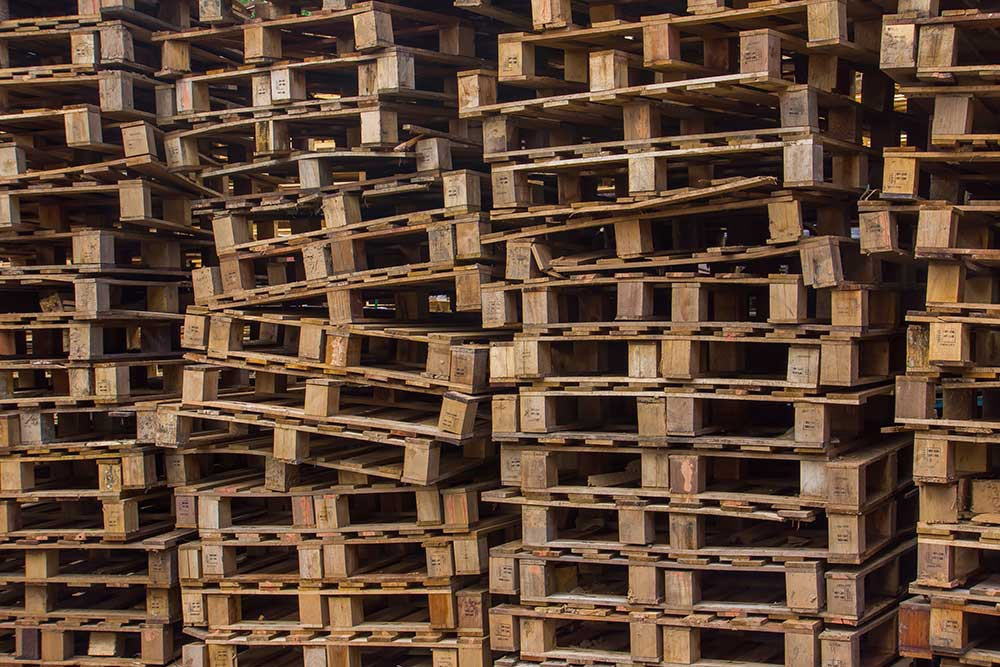 Used Pallets for Sale | Wood Pallets and recycled wood ...