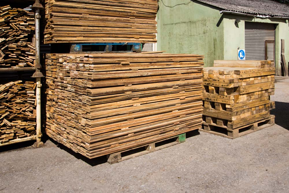 Recycled Pallets | Wood Pallets and recycled wood products UK